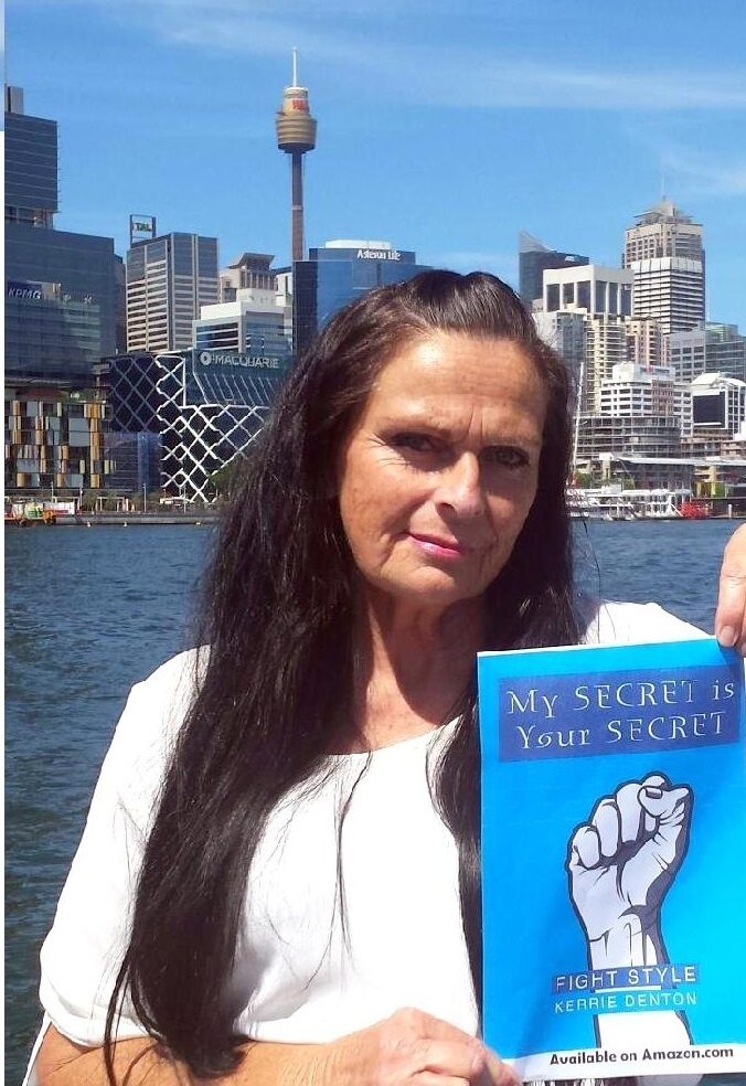 Book Launch DarlingHarbour