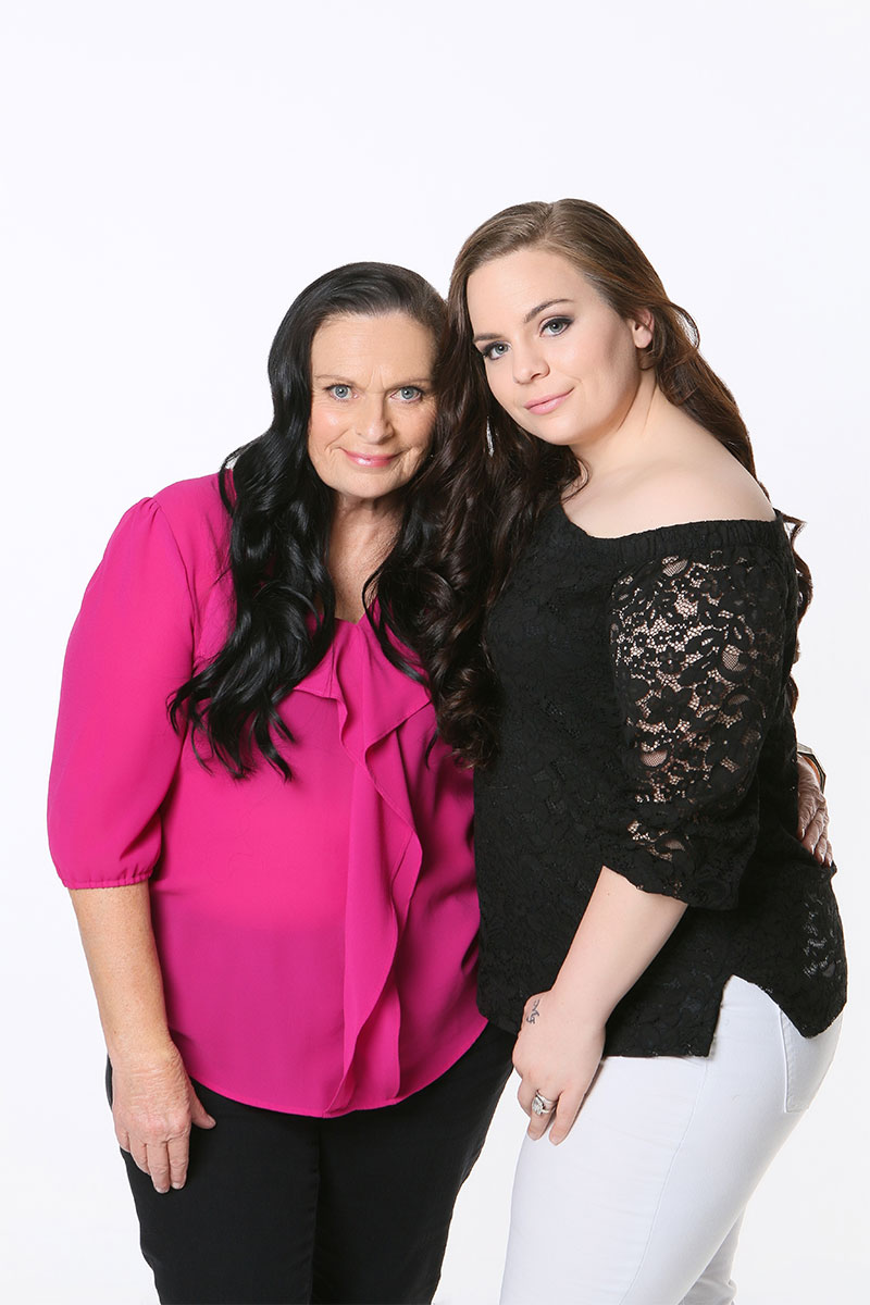 m2c is a mother and daughter team