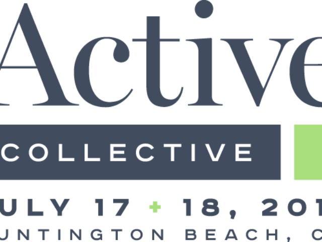 Motivation 2 Conquer attended the activewear trade expo in California 2017.