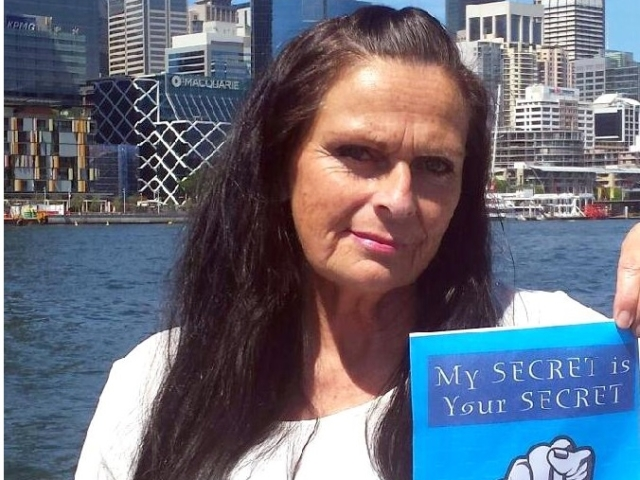 Book launch in Sydney 2016